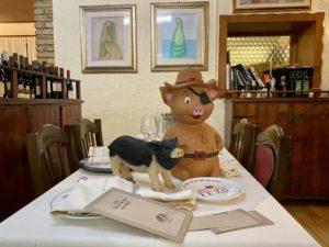 L'eccellenza e il trionfo del porco